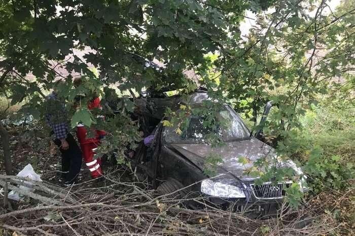 В ДТП под Киевом погибли три человека, одна из жертв была в багажнике