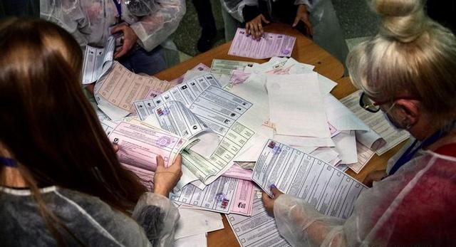 Аналитик Шпилькин: более половины голосов за «Единую Россию» могли быть сфальсифицированы