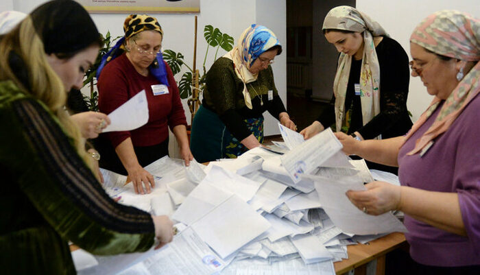 «Электоральные султанаты» стали голосовать за «Единую Россию» хуже