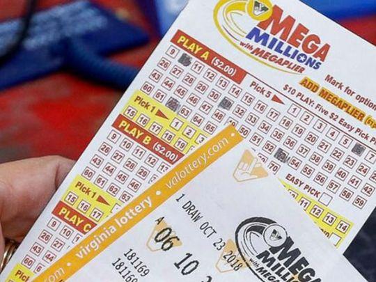 Американец выиграл в лотерею 432 миллиона долларов