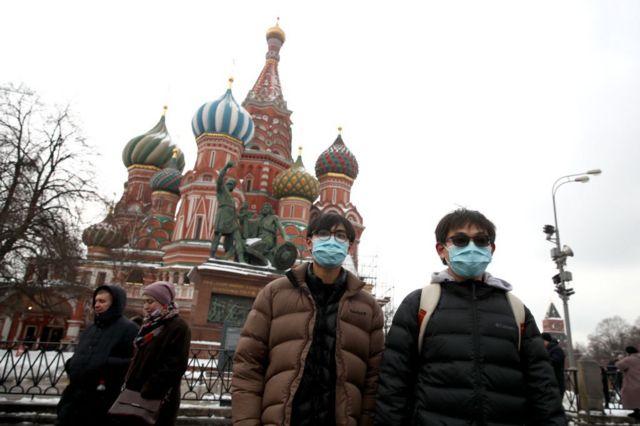 Агентство Интерфакс утверждает, что в Москве уже началась четвертая волна коронавируса