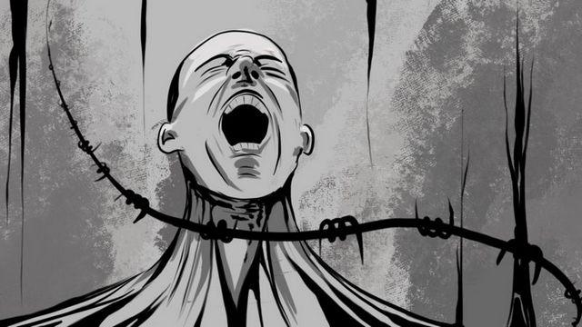 Пытки — дорога в дикость