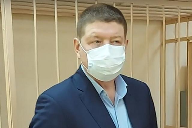 Российского депутата посадили за хищение 2,5 миллиарда рублей у дольщиков