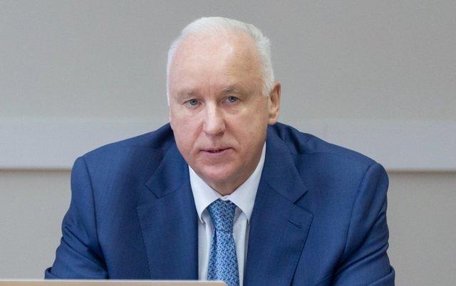 Кого «прикрывает» Александр Бастрыкин?