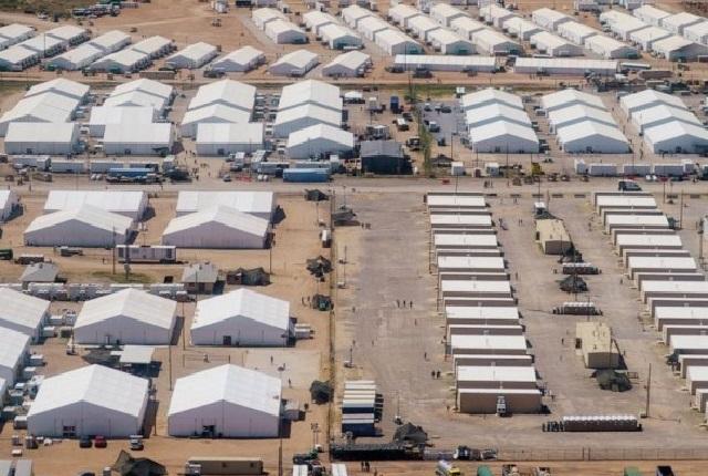 В США на военнослужащую напали афганские беженцы
