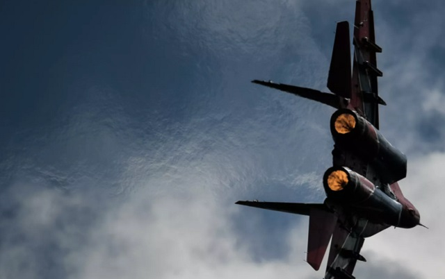 Tanjug: сербские МиГ-29 провели патрулирование на административной линии с Косовом