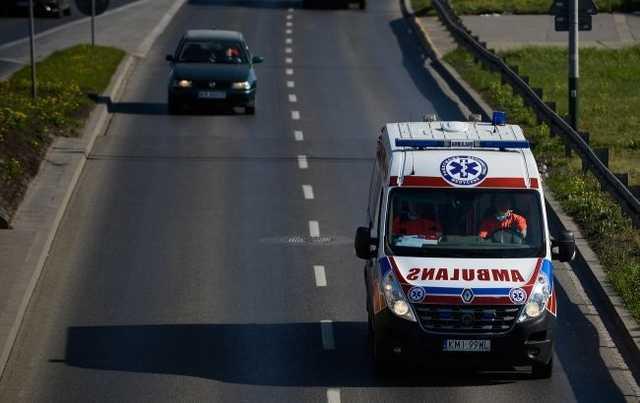 В Польше перевернулся автомобиль с украинцами: есть погибший
