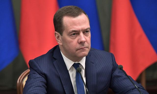 Дмитрий Медведев пообещал политический кураж в Госдуме