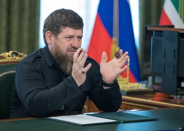 Кадыров со смехом рассказал Путину о результатах «Единой России» в Чечне