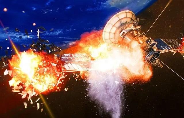 Военные США уверены, что война в космосе неизбежна, и начнется с атаки на спутник