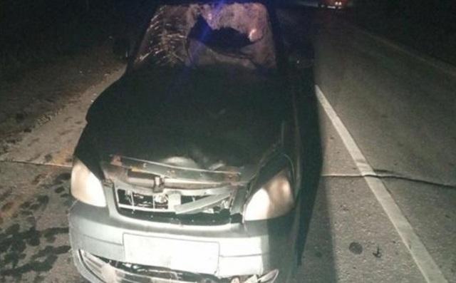В Самарской области машина насмерть сбила пешехода