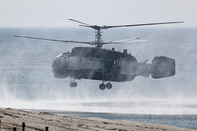 На Камчатке обнаружили останки членов экипажа разбившегося вертолета Ка-27