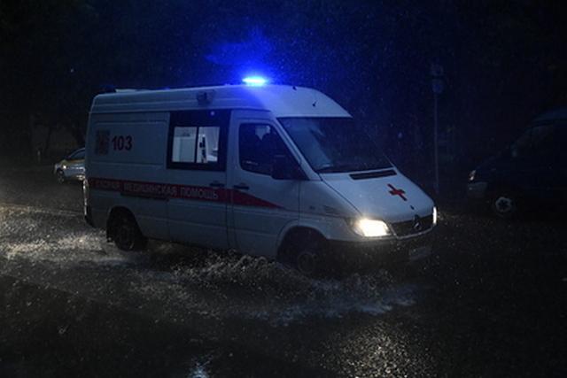 При пожаре в коронавирусном отделении российской больницы погиб человек