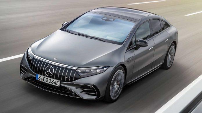 Очередь на некоторые новые Mercedes достигла больше года