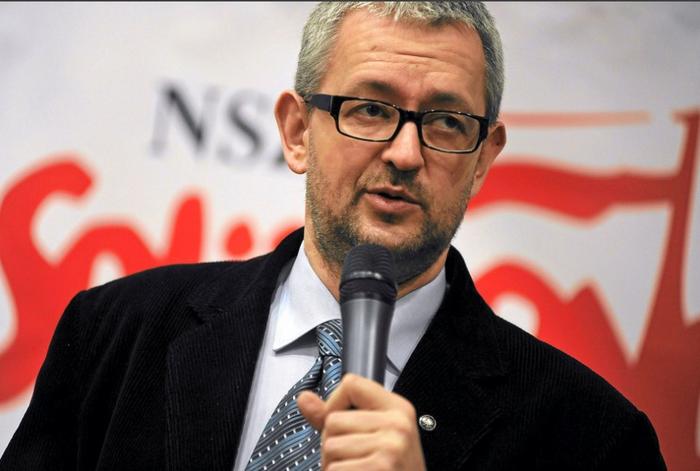 В Британию не пустили польского журналиста, заявлявшего о сотрудничестве евреев с нацистами