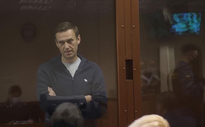 Путин согласился, что Навальный находится не в лучших для жизни условиях