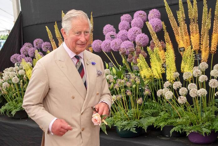 Ездит на вине и сыре: принц Чарльз рассказал о своем старом автомобиле Aston Martin
