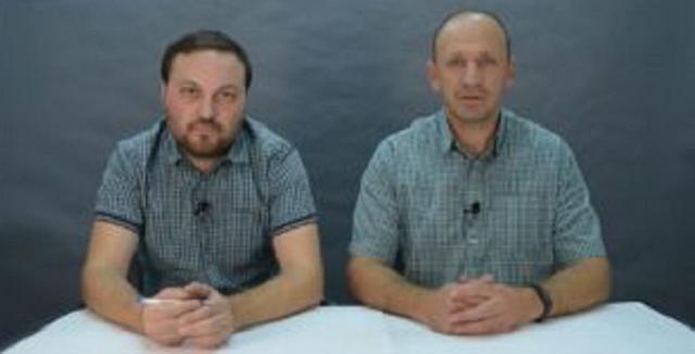 Камчатский прокурор Рычагов за спинами женщин скрывается от журналистов