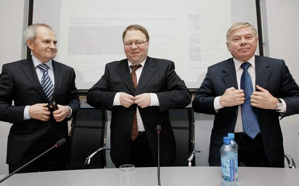 Три проблемы российских судов. Зорькин, Лебедев, Иванов