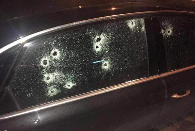 Расстрелянный в центре Харькова водитель Audi – уроженец России