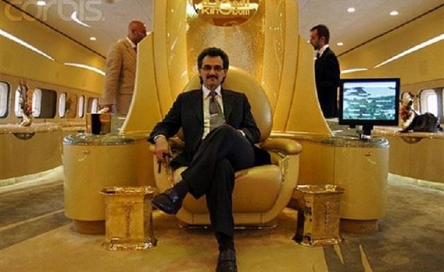 """Арестованный в Саудовской Аравии принц аль Валид оказался причастным к схемам """"Укроборонпрома"""""""