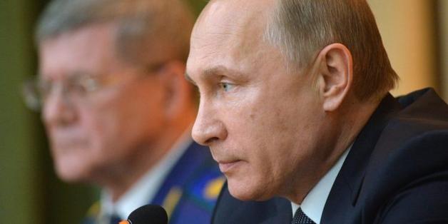 Поручения Путина для Генеральной прокуратуры не указ