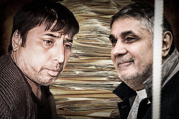 Позывной «01» - номинальный владелец нескольких ЧОПов рассказал в суде о службе у Шакро Молодого