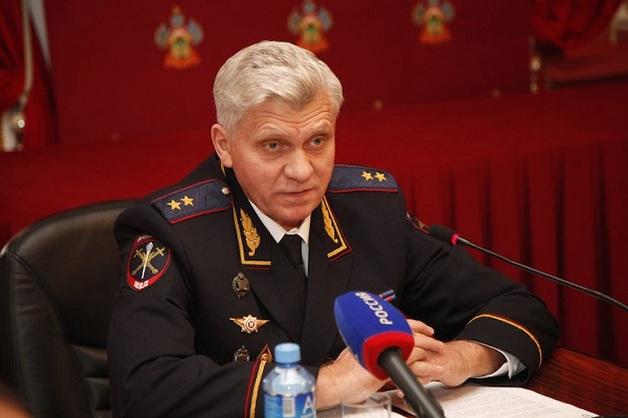 «Долго они у нас не задерживаются»: начальник краснодарского главка МВД рассказал о борьбе с «ворами в законе»