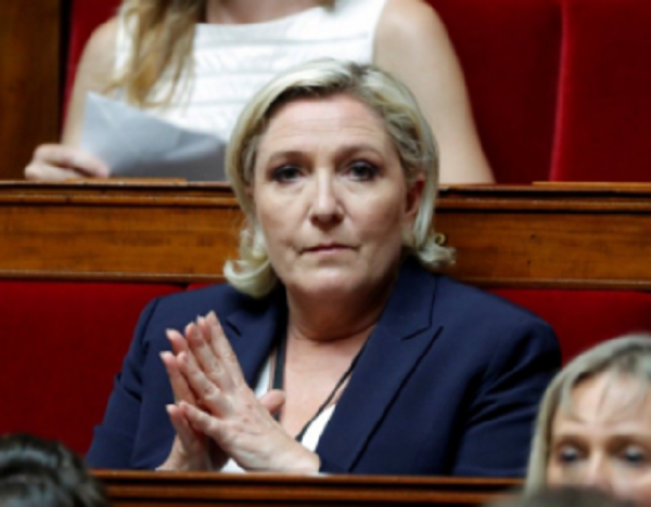 Парламент Франции лишил Марин Ле Пен неприкосновенности