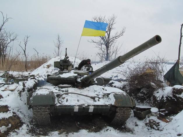 За день оккупанты обстреляли позиции сил АТО более 60 раз - Генштаб