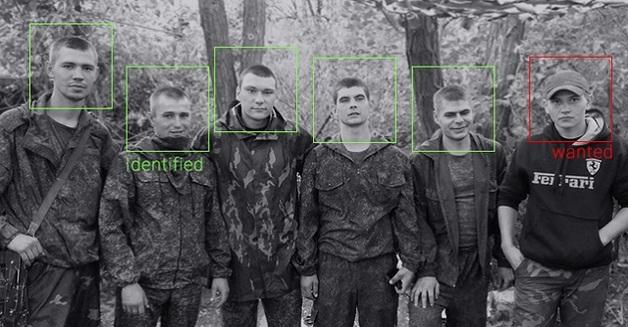 Взгляните на них: волонтеры показали наемников Путина, воевавших на Донбассе