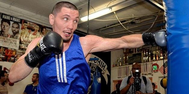 Голливудская история украинского боксера