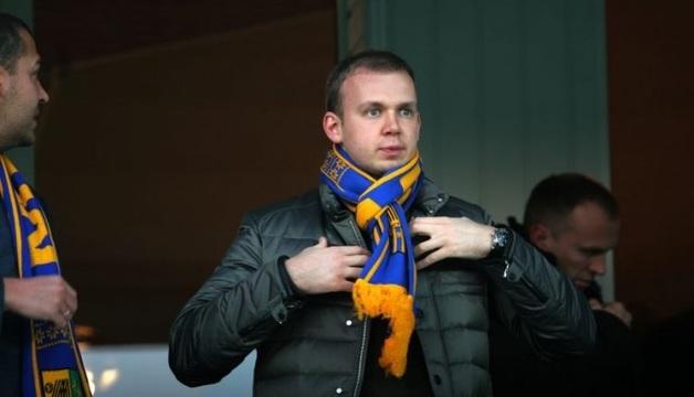 Из швейцарского банка изымут документы по футбольному делу Курченко