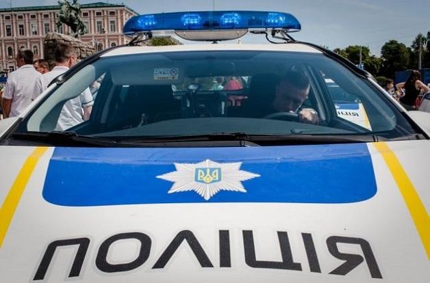 В Желтых Водах полицию обстреляли из гранатомета