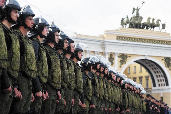 Росгвардия превратится в КГБ?