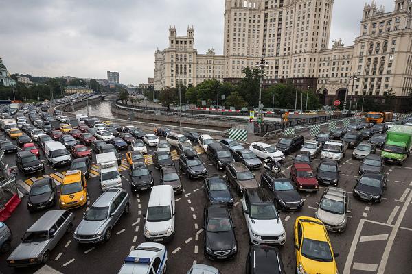 Как изменилось дорожное движение в Москве при Собянине