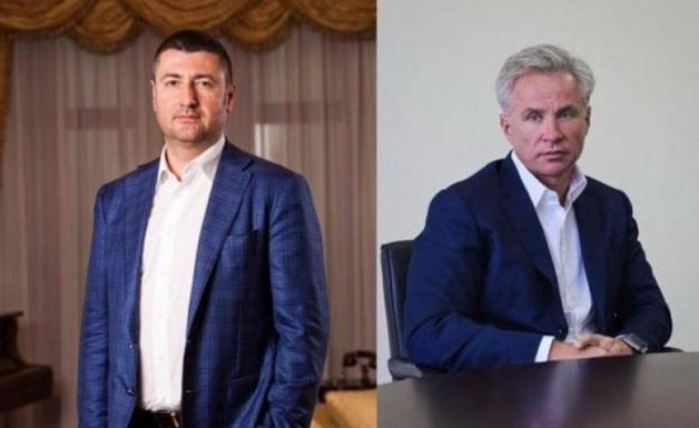 Половину всех аграрных дотаций забрали друзья Президента Косюк и Бахматюк