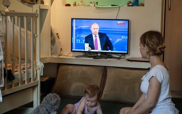 Кремль предписал компаниям поставлять позитивные новости
