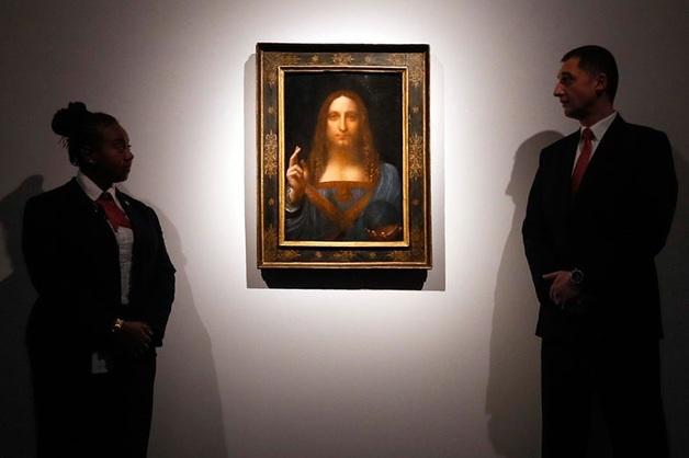 Принадлежавшая Рыболовлеву картина да Винчи ушла за рекордные $450 млн