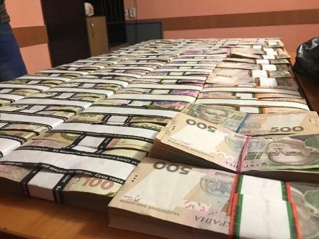 В Запорожье прекращена работа «конверта» с оборотом около 430 млн. грн