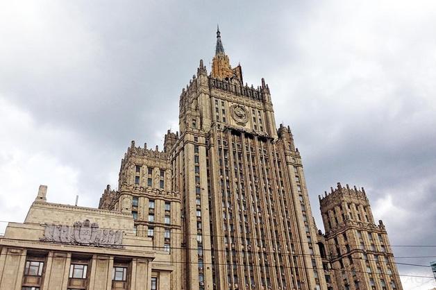 В Москве найден мертвым один из руководителей МИД России