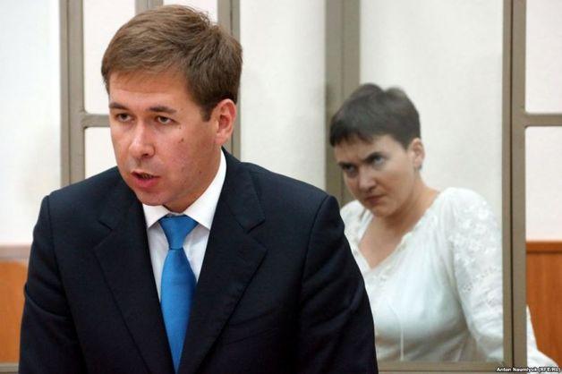 Адвокат объяснил, в чём позитив вступления в силу приговора Надежде Савченко