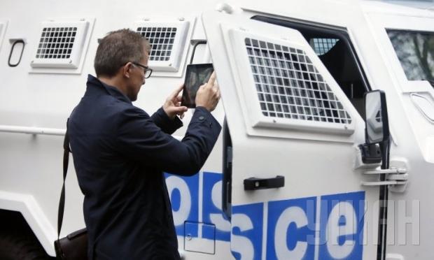 ОБСЕ требует доступа ко всем территориям Донбасса