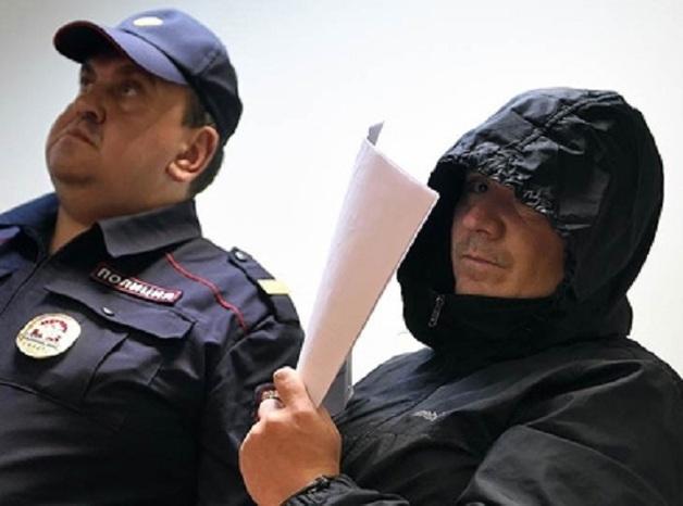Елдар Векуа — штатный рекетир ФСИН