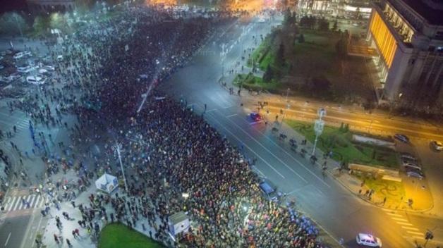 Антикоррупционный Майдан. Что заставило 70 тысяч румын выйти на улицы