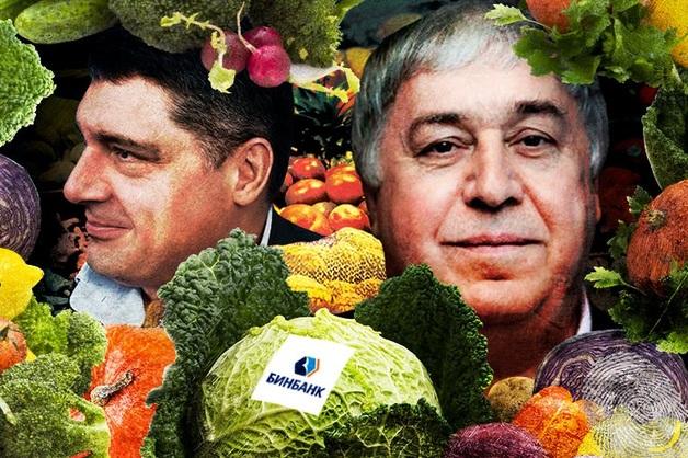 Из двух зол: зачем Гуцериевы меняют криминальную овощебазу на проблемный банк?