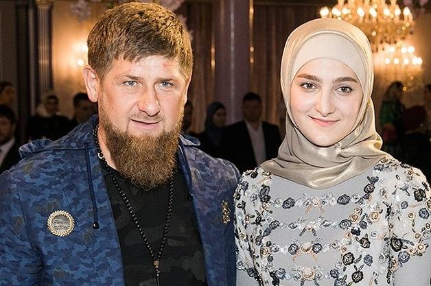 Интимный скандал с дочерью Кадырова вызвал истерику в Чечне