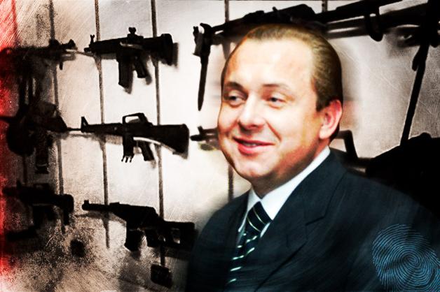 Защита «Солнцевских». «Авторитета» Арнольда Тамма спасают от испанского суда игрушечным оружием