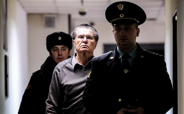 Запрошенный Улюкаеву штраф составит 40% взысканного за взятки за год