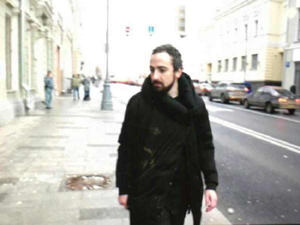 Энтео вслед за Алехиной «поздравил» ФСБ, разбив голову Дзержинского